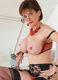 Busty nylons mature^Lady Sonia Femdom porn xxx sex free pics picture pictures gallery galleries femdom domination female