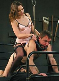 Amber Rayne, Wild Bill^Captive Male Femdom porn xxx sex free pics picture pictures gallery galleries femdom domination female