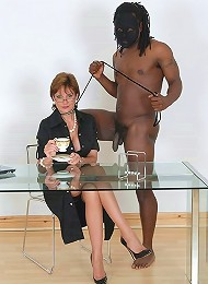 Milf teases black cock^Lady Sonia Femdom porn xxx sex free pics picture pictures gallery galleries femdom domination female