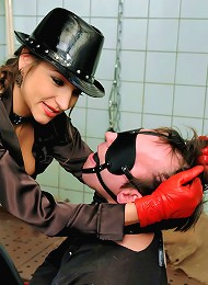 Extreme Cock and Ball Torture^Tyrannized Femdom porn xxx sex free pics picture pictures gallery galleries femdom domination female