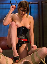 New Slaveboy Tryouts LIVE with Maitresse Madeline^Divine Bitches Femdom porn xxx sex free pics picture pictures gallery galleries femdom domination fe