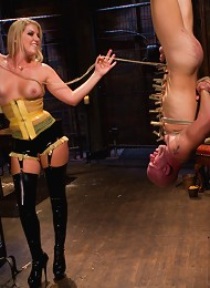 Debut Of A New Bitch^Divine Bitches Femdom porn xxx sex free pics picture pictures gallery galleries femdom domination female