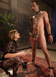 Educating a Bitchboy Episode 5 Ultimate Denial^Divine Bitches Femdom porn xxx sex free pics picture pictures gallery galleries femdom domination femal