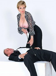 Dominant office boss^Lady Sonia Femdom porn xxx sex free pics picture pictures gallery galleries femdom domination female