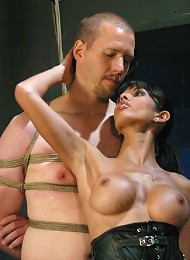 Servant, Shy Love^Captive Male Femdom porn xxx sex free pics picture pictures gallery galleries femdom domination female
