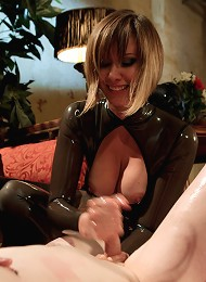 Examining The Teachers Pet Episode 5 Eat your cum for me bitch^Divine Bitches Femdom porn xxx sex free pics picture pictures gallery galleries femdom