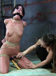 Elise Having Painful Orgasms^TopGrl Femdom porn xxx sex free pics picture pictures gallery galleries femdom domination female