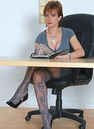 Hot milf in pantyhose^Lady Sonia Femdom porn xxx sex free pics picture pictures gallery galleries femdom domination female