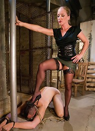 Training of a Hellhound Episode 2^Divine Bitches Femdom porn xxx sex free pics picture pictures gallery galleries femdom domination female