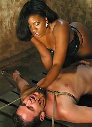 Dick Richards, Sydnee Capri^Captive Male Femdom porn xxx sex free pics picture pictures gallery galleries femdom domination female