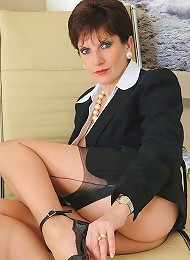 Office masturbating mature^Lady Sonia Femdom porn xxx sex free pics picture pictures gallery galleries femdom domination female