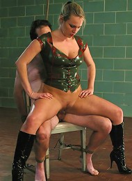 Harmony, Les Moore^Captive Male Femdom porn xxx sex free pics picture pictures gallery galleries femdom domination female
